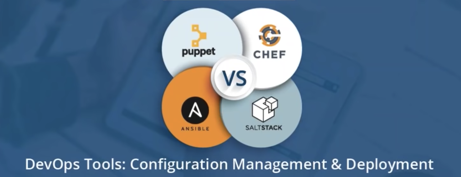 Which Configuration Management Tool would you pick Chef, Puppet, Ansible, or SaltStack?