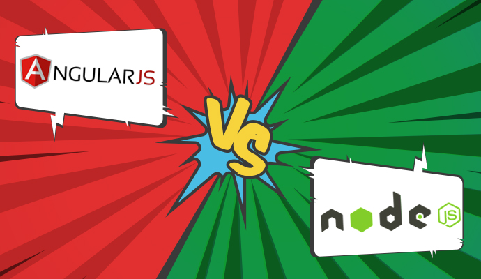 AngularJS Vs Node JS