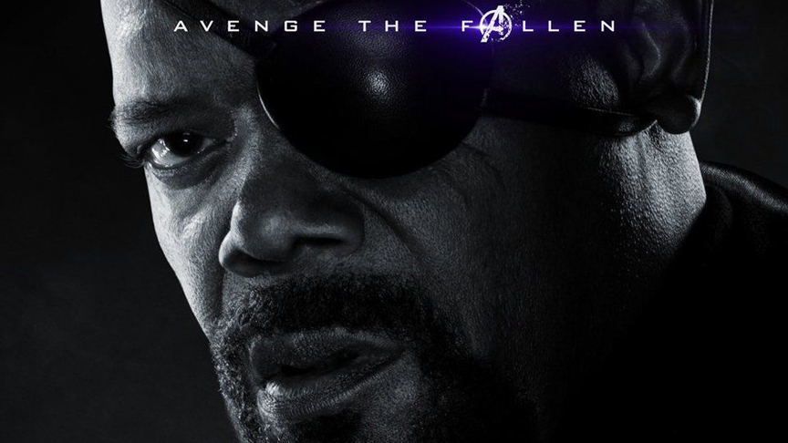 Avengers: Endgame concept art seems to show the death of Nick Fury
