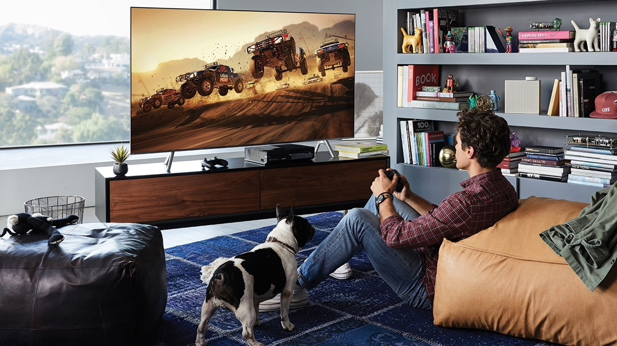 Best Gaming TV 2020: the 5 best 4K TVs for gaming on Xbox One and PS4