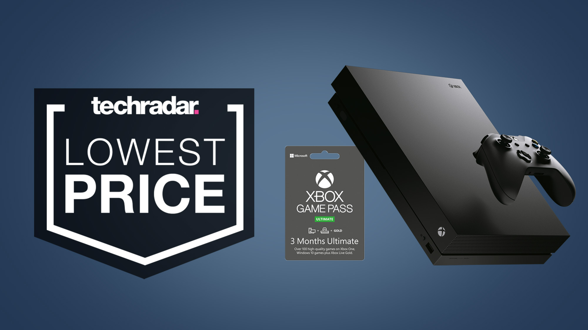 Last chance Xbox One X deals offer extra Game Pass Ultimate membership free