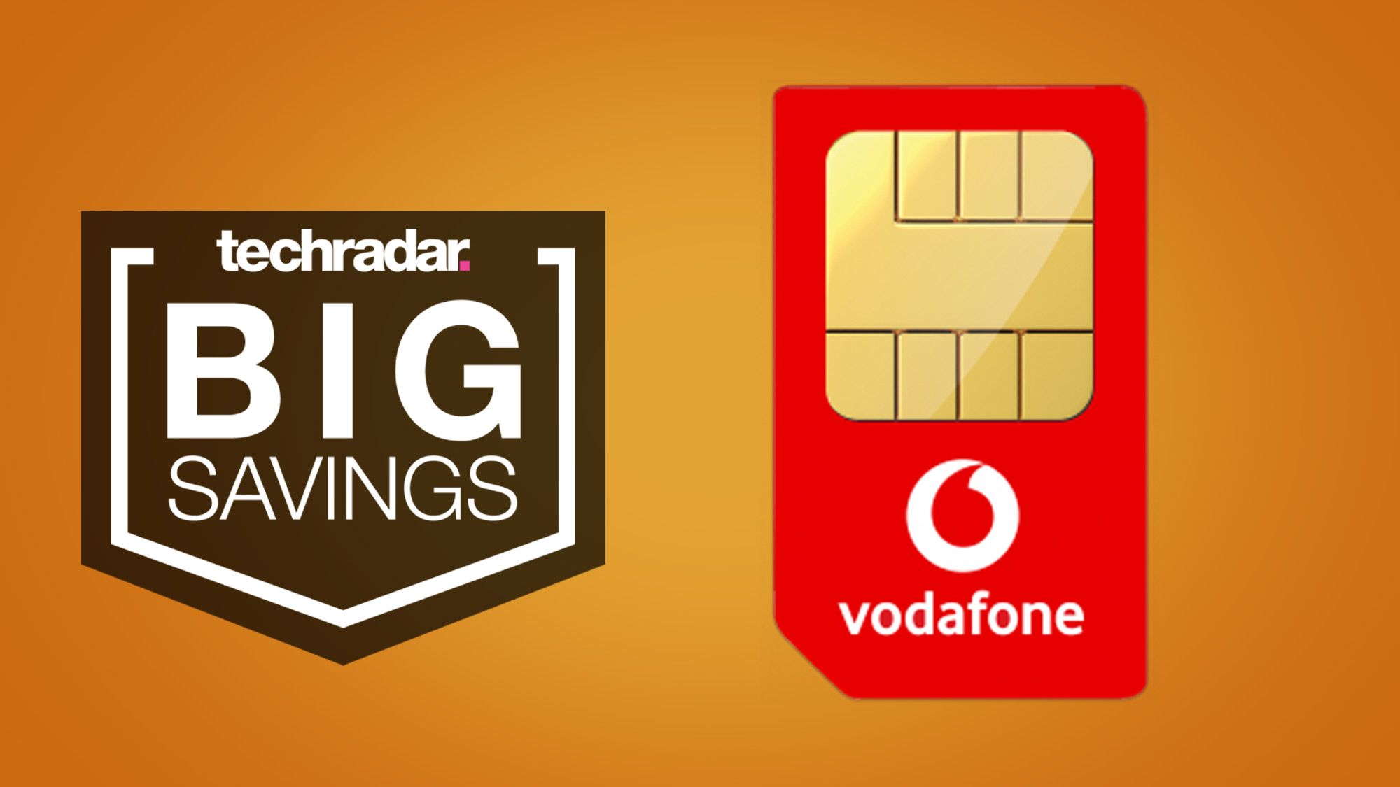Vodafone's data-boosted SIM only deals are the perfect cheap option right now