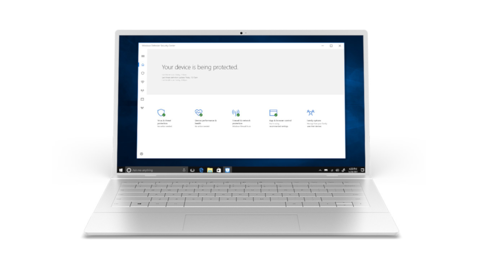 Windows 10 update breaks its built-in antivirus protection